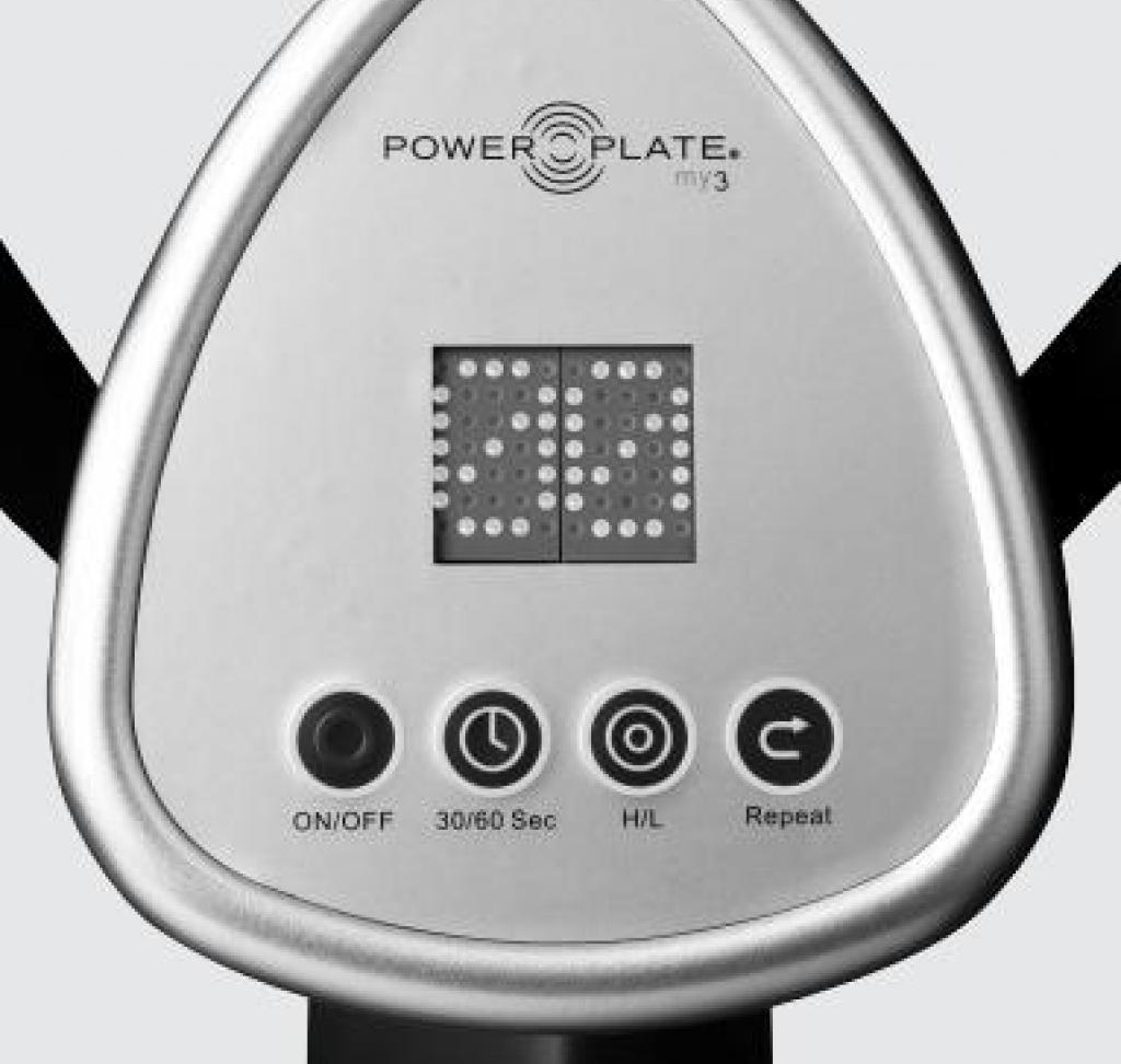 Power Plate Console Vibration Machine / Vibration Plate - Home Gym Rental, Fitness Equipment Rental, Gym, Exercise Equipment To Rent, Try, or Buy. Great rates. Free Delivery in Greater Toronto Area, Pickering, Ajax, Whitby, Oshawa, Uxbridge, Markham, Vaughn, King, Mississauga, Brampton, Caledon, Oakville, Burlington, Milton, Hamilton, Kitchener-Waterloo, Cambridge and London